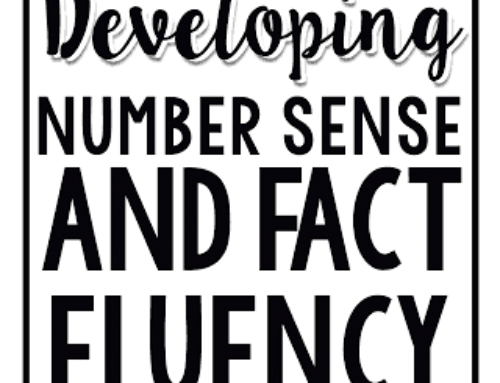 Build Number Sense and Fact Fluency