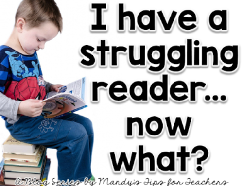 """I have a struggling reader..now what?"""