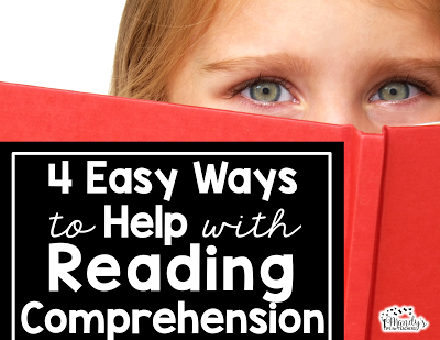 Easy Ways To Help With Reading Comprehension  Mandys Tips For  I Wrote A Post At The End Of November About How To Support Struggling  Readers You Can Check Out That Blog Post Here I Will Be Continuing This  Series To