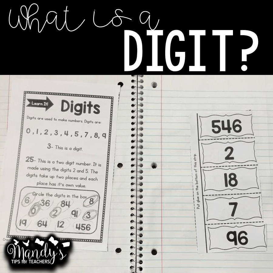 What is a digit