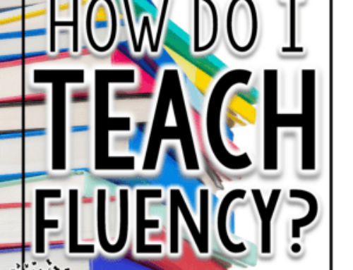 What Does EXPLICIT Fluency Instruction Look Like?