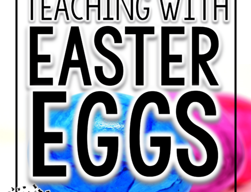 Fun with Plastic Eggs (FREEBIES!)