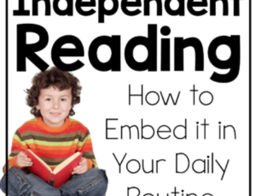 Fitting in Independent Reading