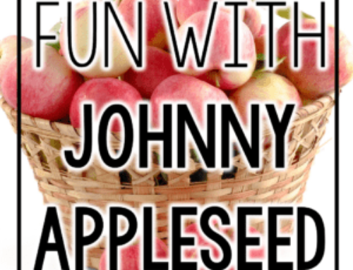 Johnny Appleseed FUN!