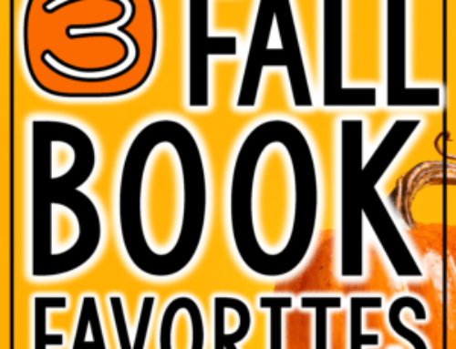 Three Favorite Fall Books