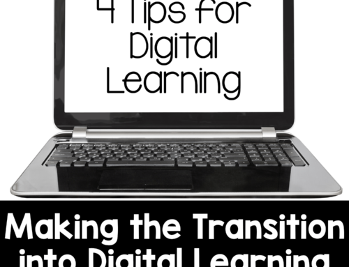 Making the Transition into Digital Learning