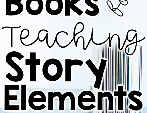Let's Talk about Teaching Story Structure/ Elements!