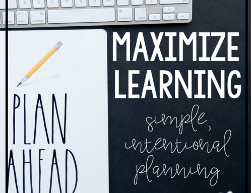 Maximize Learning with Simple, Intentional Planning